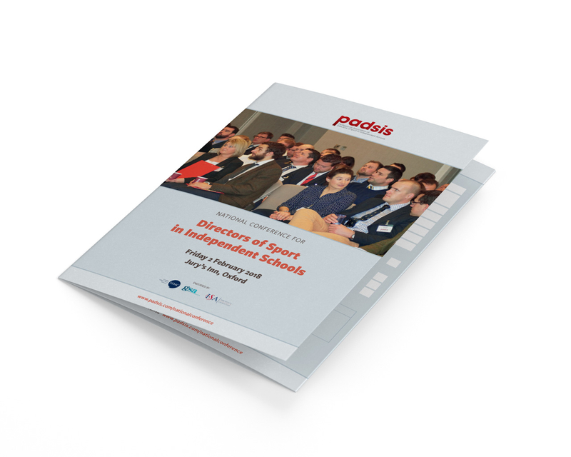 PADSIS Conference brochure February 2018 - cover