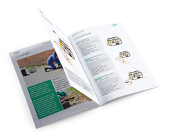 Eclipse Sprayers product catalogue - inner pages